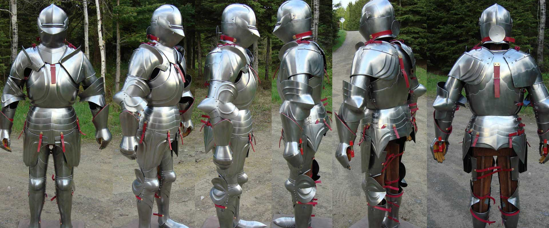 FOR SALE: Complete Warwick Armour