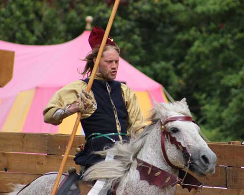 Arundel Castle: Skill at Arms