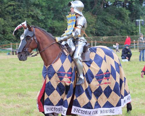 Battle of Bosworth: Joust